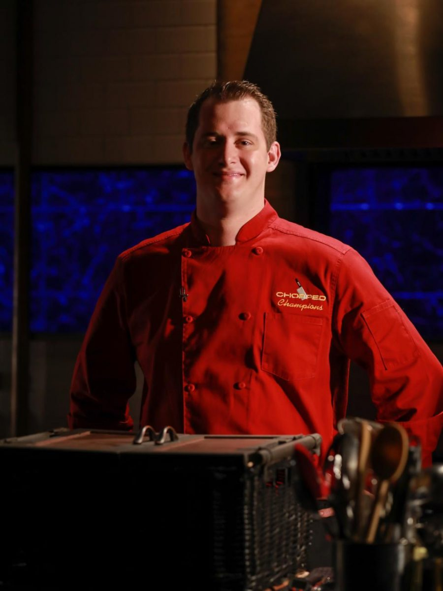 Food Network: Meet the Competitors: Chopped Champions Tournament