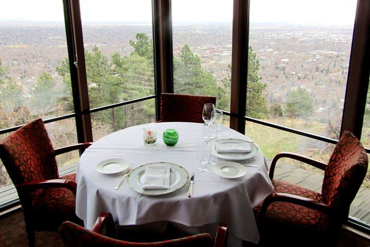 Westword: Top Ten Best Restaurant Tables in Denver for Every Style of Dining