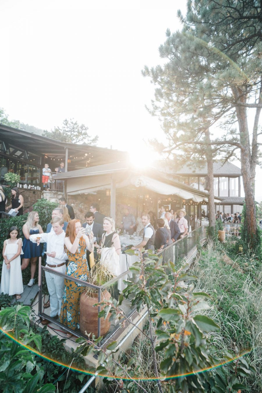 Calluna Events: Cocktails with the Flagstaff House