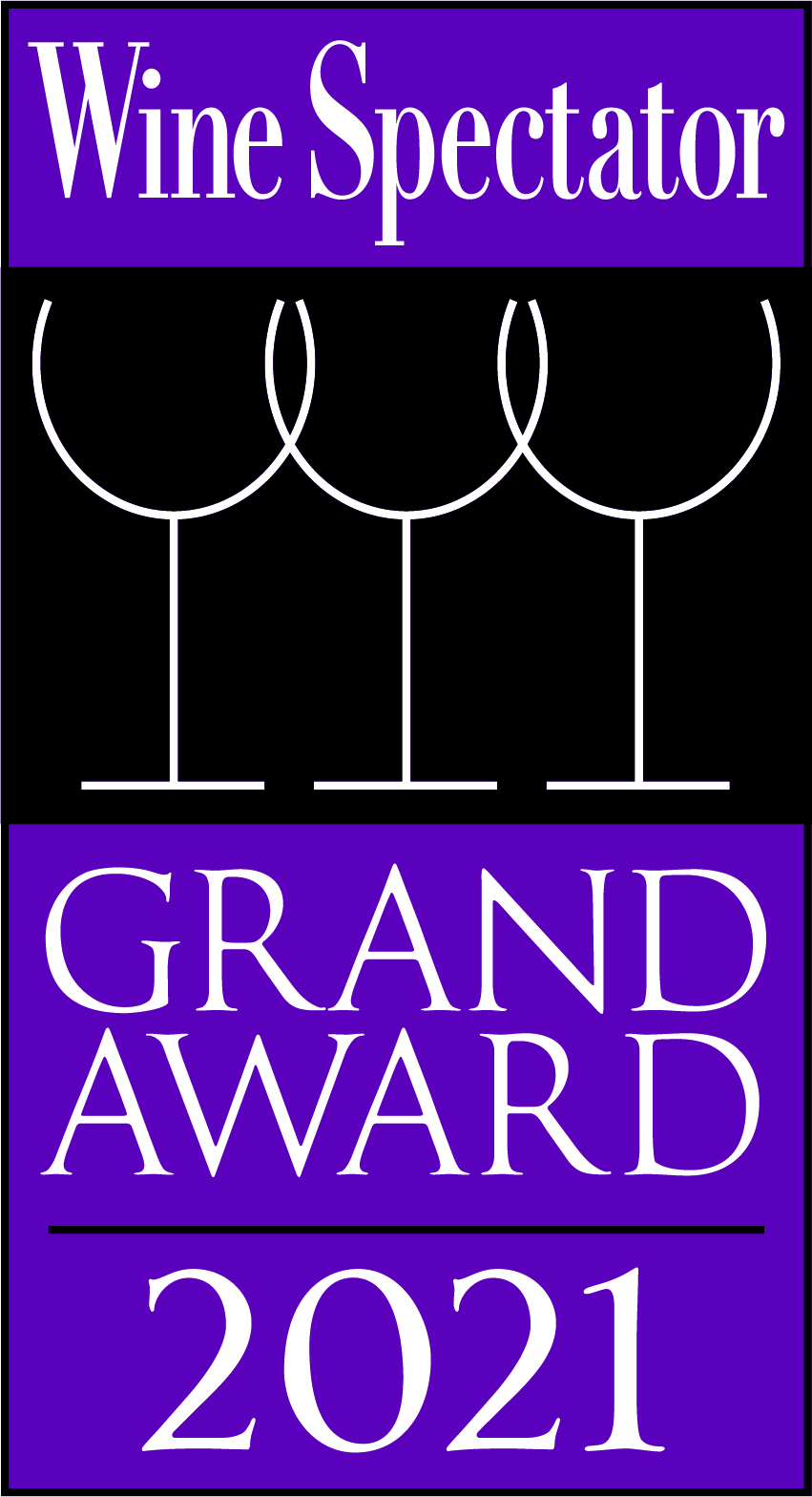 Flagstaff House Receives 38th Consecutive Wine Spectator Grand Award